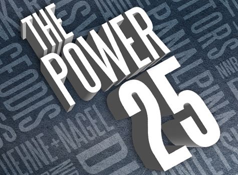 The Power 25