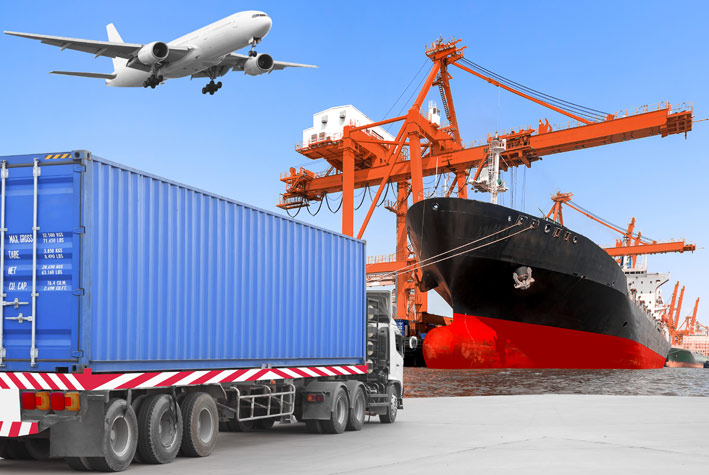 Cargo to Pakistan