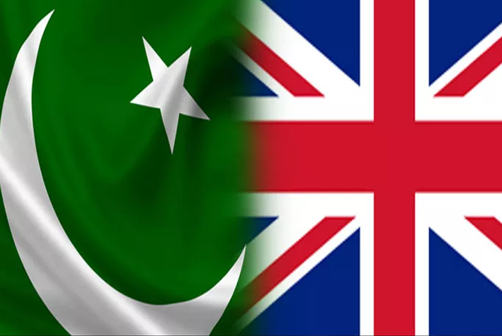 Pakistan and UK Relation