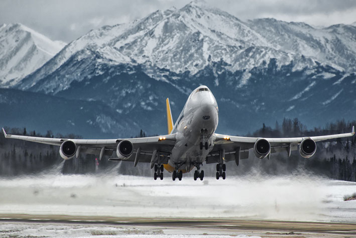 Air Cargo in Winter Season