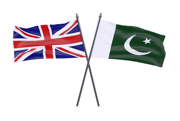 UK and Pakistan