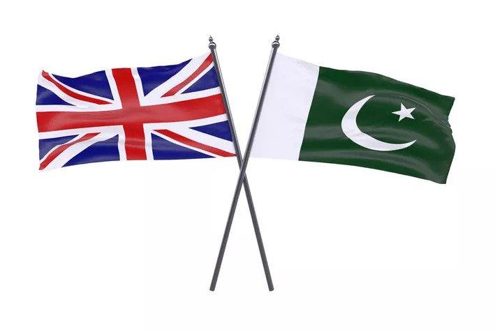 uk to pakistan cargo